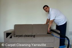 Upholstery Cleaning in Yarraville